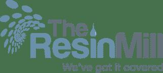 the resin mill logo
